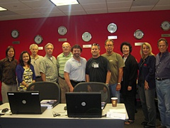 Irvine March 2011 Pro Trader Students