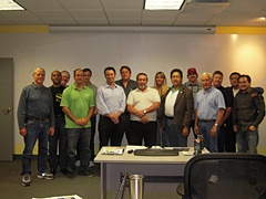 Irvine April 2011 Forex Students