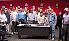 Irvine October 2011 E-mini Futures Students