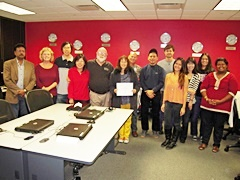 Irvine Irvine August 2013 Pro Trader Students