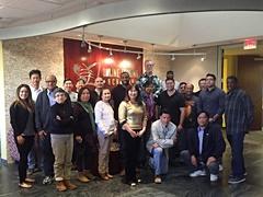 Irvine January 2016 Forex Students