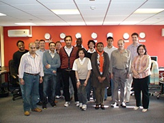 London April 2011 Forex Students
