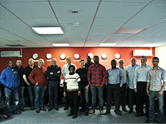 London March 2012 Pro Trader Students