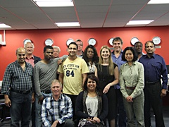 London June 2012 Forex Students