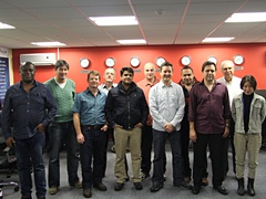 London November 2012 ProActive Investor Students