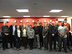 London January 2013 Forex Students