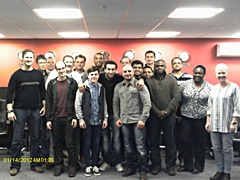 London March 2013 Forex Students