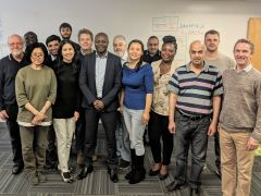 April 2019 Core Strategy Students
