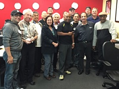 Los Angeles December 2014 Pro Trader Students