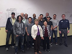 Los Angeles March 2015 Pro Trader Students