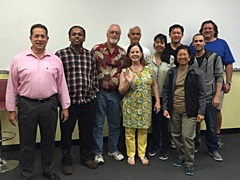 Los Angeles July 2015 Forex Students