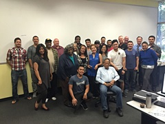 Los Angeles August 2015 Forex Students