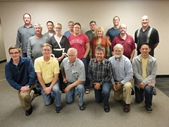 Minneapolis September 2014 Pro Trader Students
