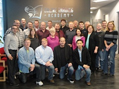 Minneapolis March 2015 Pro Trader Students