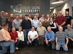 Minneapolis May 2015 Pro Trader Students