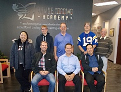 Photo of OTA Minneapolis' Forex students