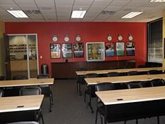 Trading Education Classroom