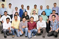 Mumbai October 2010 Pro Trader Students