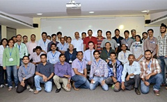 Mumbai July 2012 Pro Trader Students