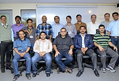 Mumbai December 2012 Pro Trader Students