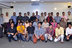Mumbai July 2013 Pro Trader Students