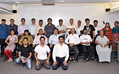 Mumbai August 2013 Pro Trader Students