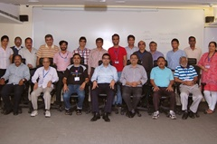 Mumbai February 2014 Pro Trader Students