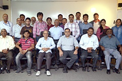 Mumbai March 2014 Pro Trader Students