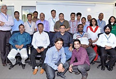 Mumbai April 2014 Pro Trader Students