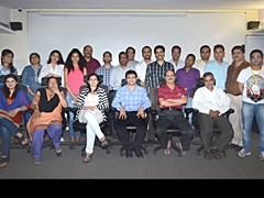 Mumbai September 2014 Pro Trader Students