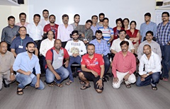 Mumbai June 2015 Pro Trader Students