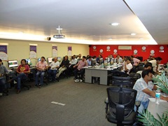Students Learning at OTA Mumbai