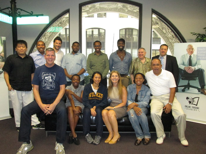 New York July 2014 Forex Students