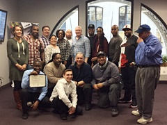 New York City March 2016 Pro Trader Students