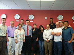 Norwalk July 2014 Pro Trader Students