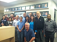 Norwalk September 2014 Pro Trader Students