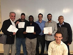 Norwalk December 2015 Pro Trader Students