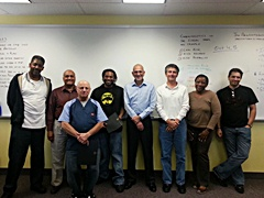 Philadelphia September 2012 Pro Trader Students