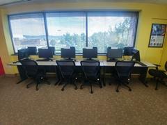 Computers in an OTA Philadelphia classroom