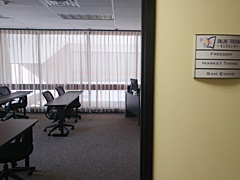 Classroom at Online Trading Academy Philadelphia