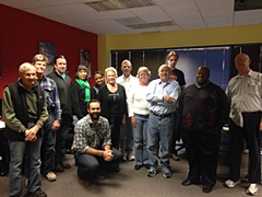 Raleigh November 2014 Pro Trader Students
