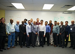 Ridgefield Park October 2012 Pro Trader Students