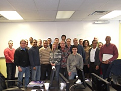 Ridgefield Park March 2013 Pro Trader Students