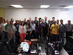 Ridgefield Park July 2013 Pro Trader Students