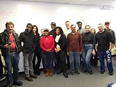 Ridgefield Park February 2014 Pro Trader Graduates