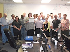 Ridgefield Park June 2014 Pro Trader Students