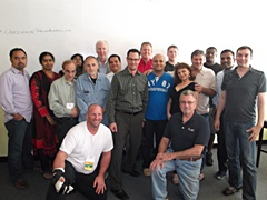 Ridgefield Park August 2014 Pro Trader Students