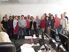 Ridgefield Park September 2014 Pro Trader Students
