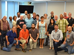 Ridgefield Park August 2015 Pro Trader Students