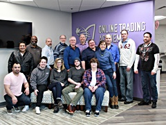 Futures trading students in Salt Lake City, UT